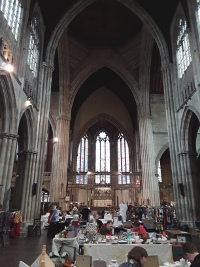 All Saints Church, Leamington Spa - Leamington retrofest